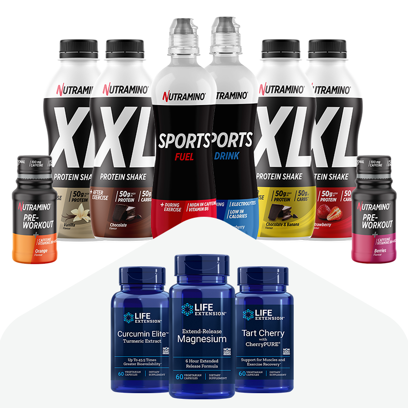 Life Extension Advanced Bundle, a Complete recovery kit for an optimized performance
