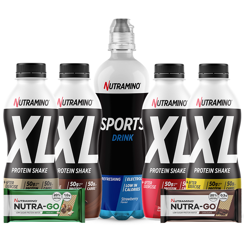 Life Extension Nutramino Golden-Age Bundle, 1 kit of all you need on supporting mobility and energy