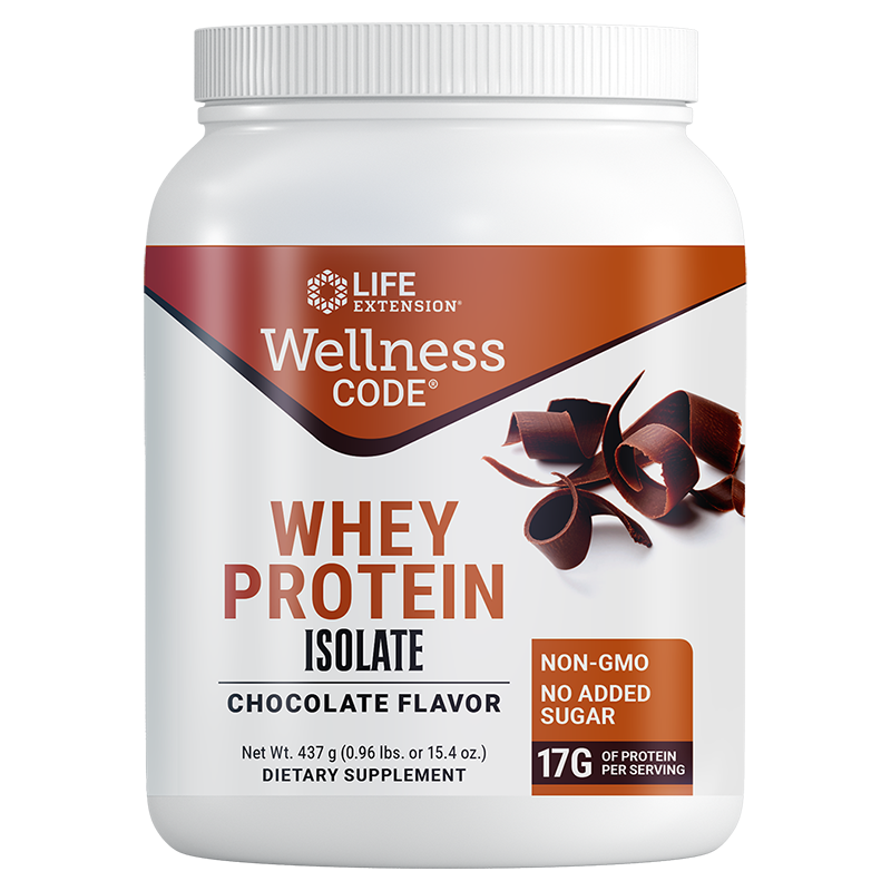 Wellness Code® Whey Protein Isolate