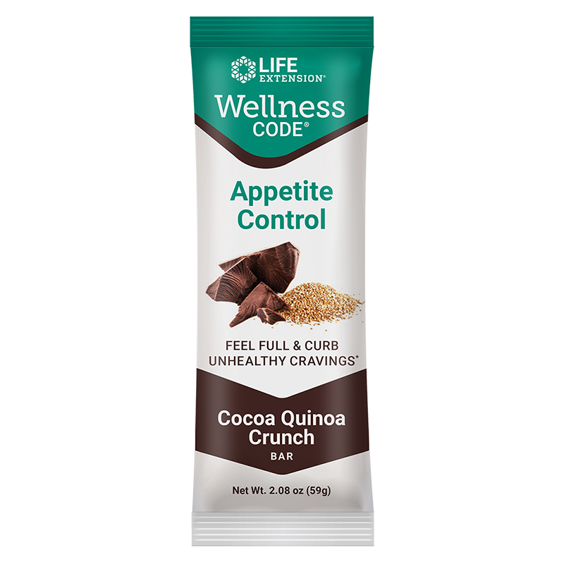 Wellness Code® Appetite Control Bar