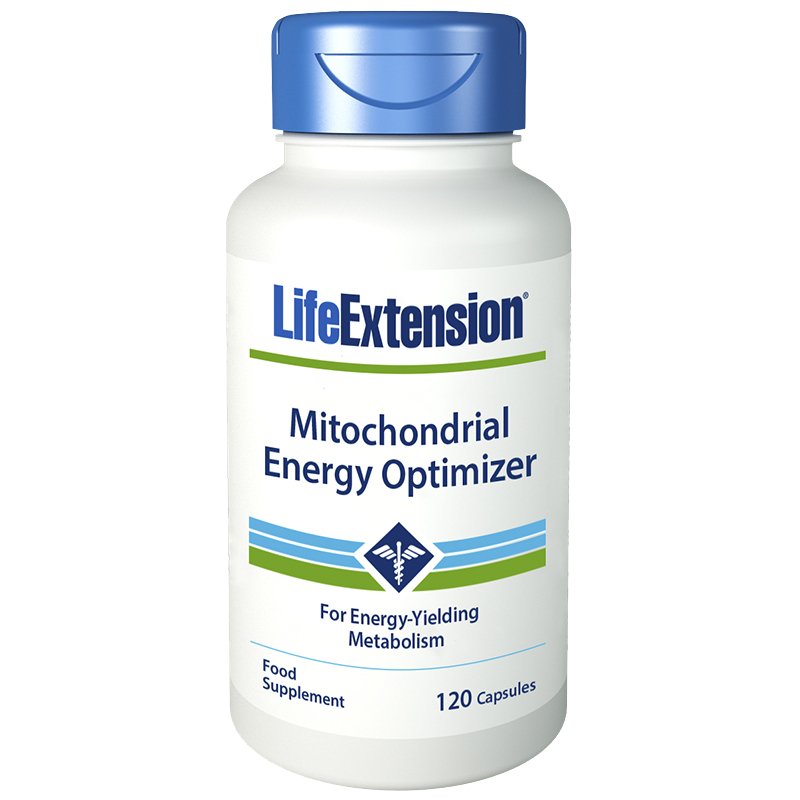 Mitochondrial Energy Optimizer with PQQ, 120 capsules to help energise every cell