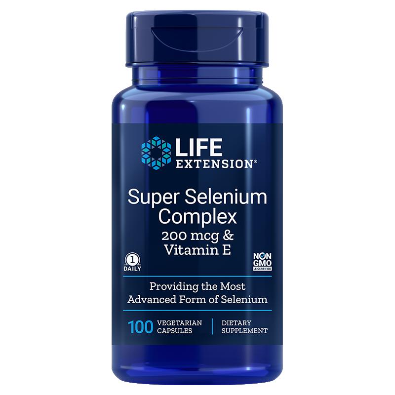 Super Selenium Complex & Vitamin E