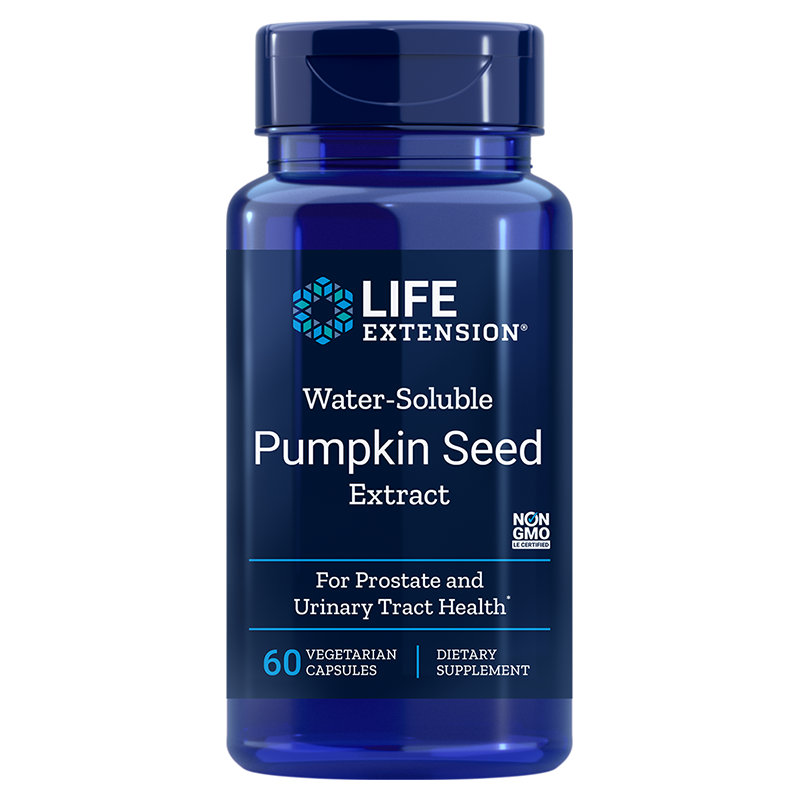 Water-Soluble Pumpkin Seed Extract
