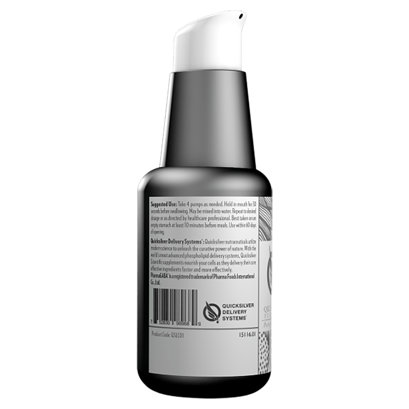 Life Extension 50 ml LipoCalm™ to promote a healthy and restorative sleep cycle, supplement info