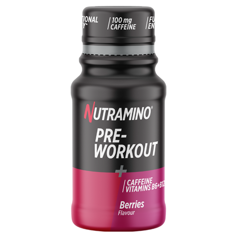 Nutramino Pre-Workout Shot