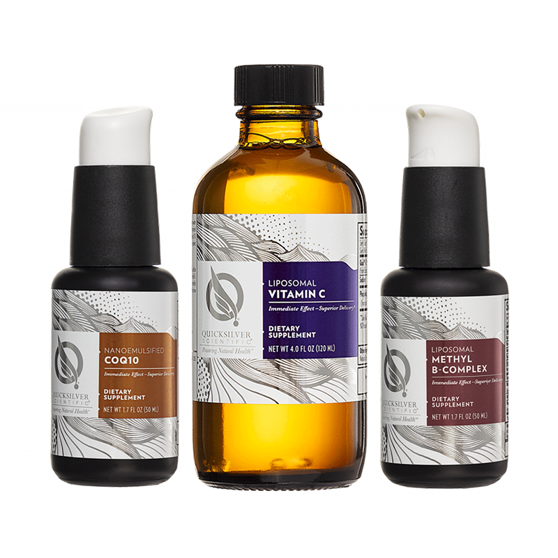 Essential Liposomal Nutrients Kit