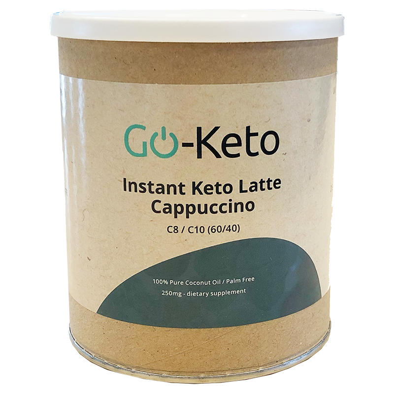 Go-Keto Instant Cappuccino MCT