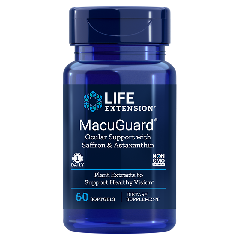 MacuGuard® Ocular Support with Astaxanthin