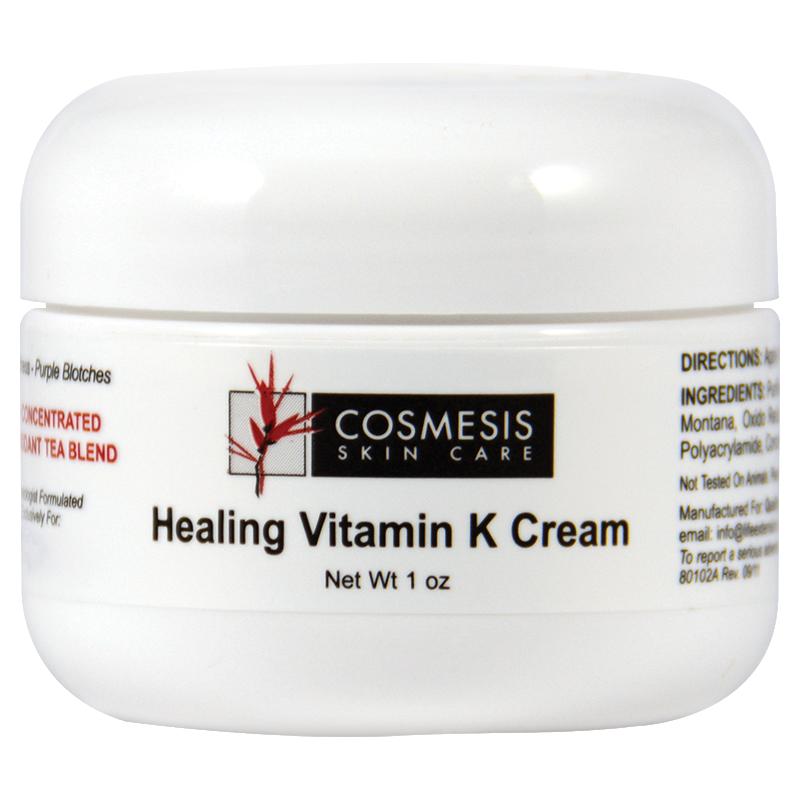 Healing Vitamin K Cream