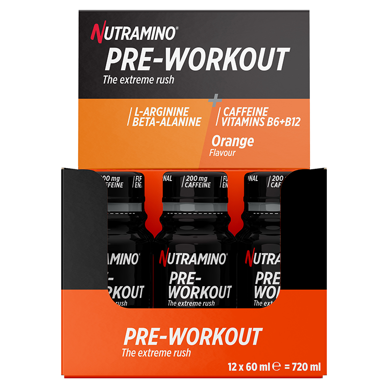 Nutramino Pre-Workout Shot