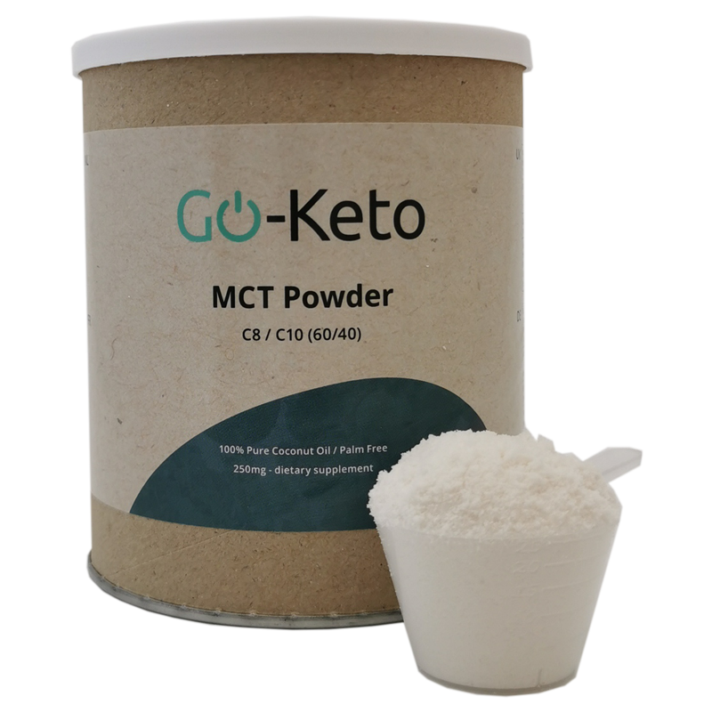 Go-Keto MCT Powder