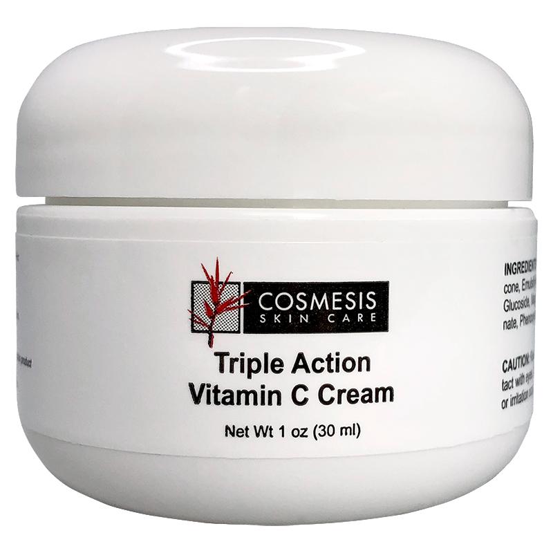 Triple Action Vitamin C Cream