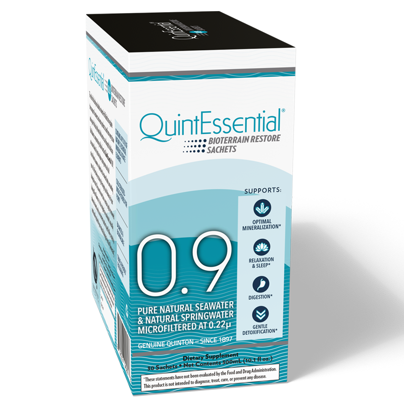 Life Extension QuintEssential® Isotonic 0.9 in 30 sachets, balanced support for natural rehydration