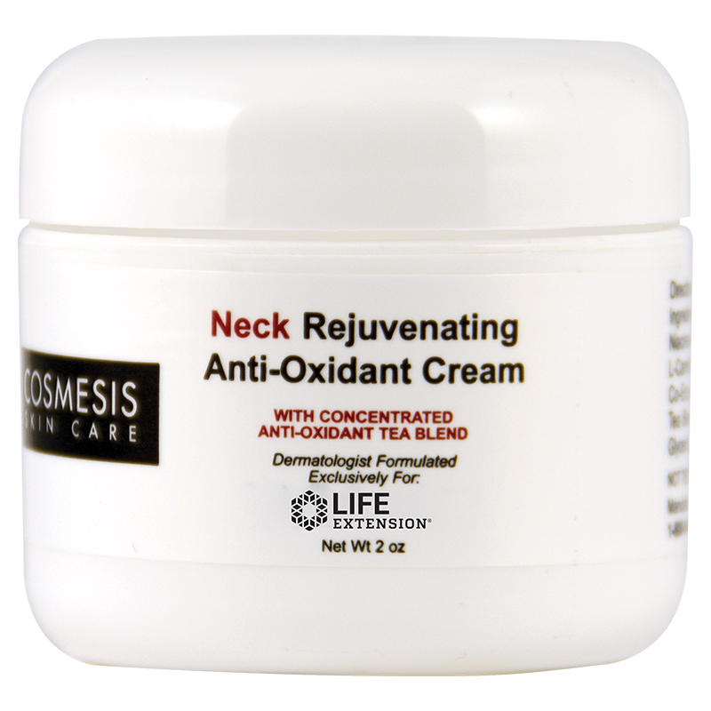 Neck Rejuvenating Anti-Oxidant Crema