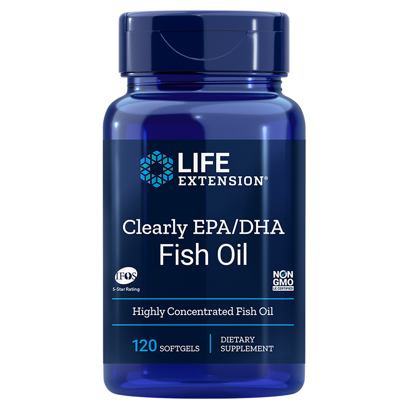 Clearly EPA/DHA Fish Oil