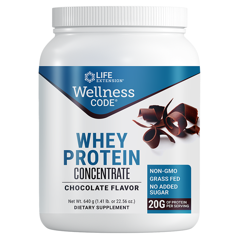 Wellness Code® Whey Protein Concentrate