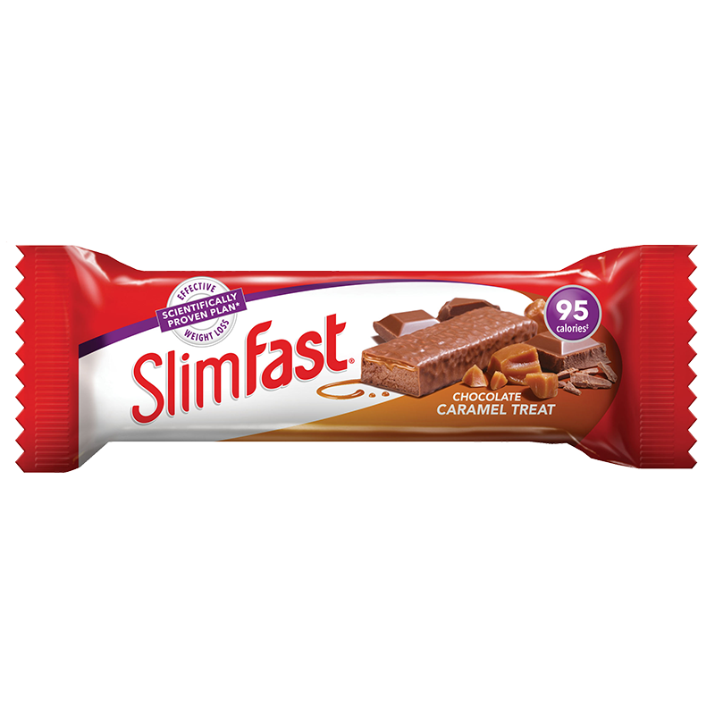 SlimFast Snack Bar Choco/Caramel
