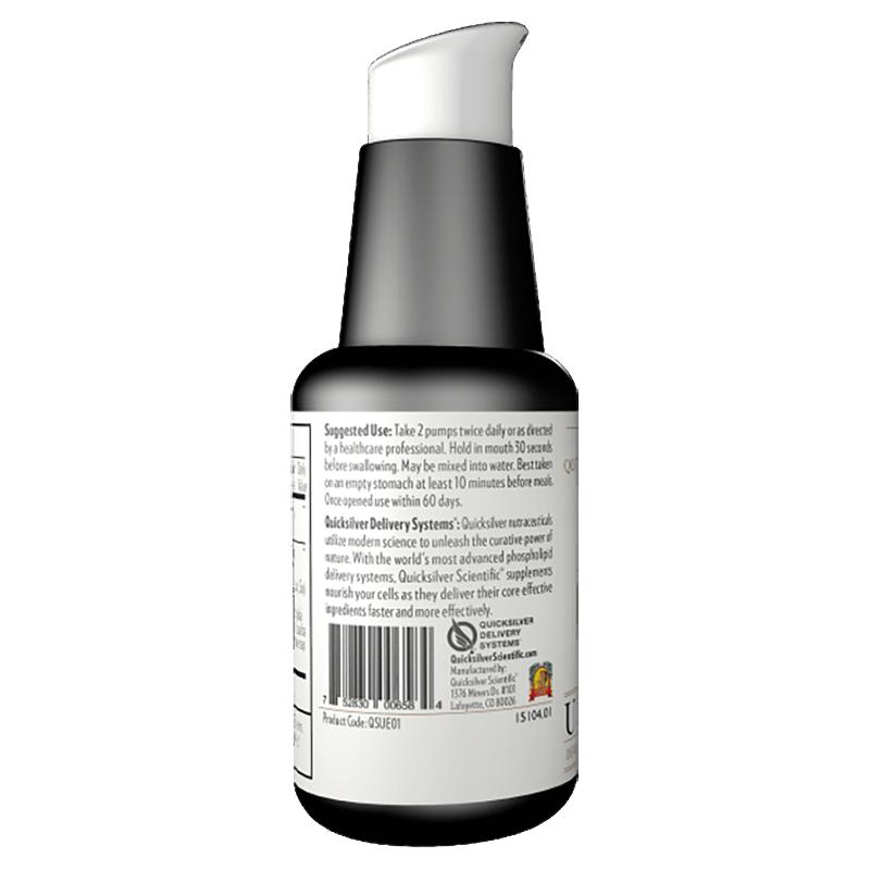 Life Extension 50 ml liquid of Ultra Energy Liposomal Adaptogenic Blend, supplement info