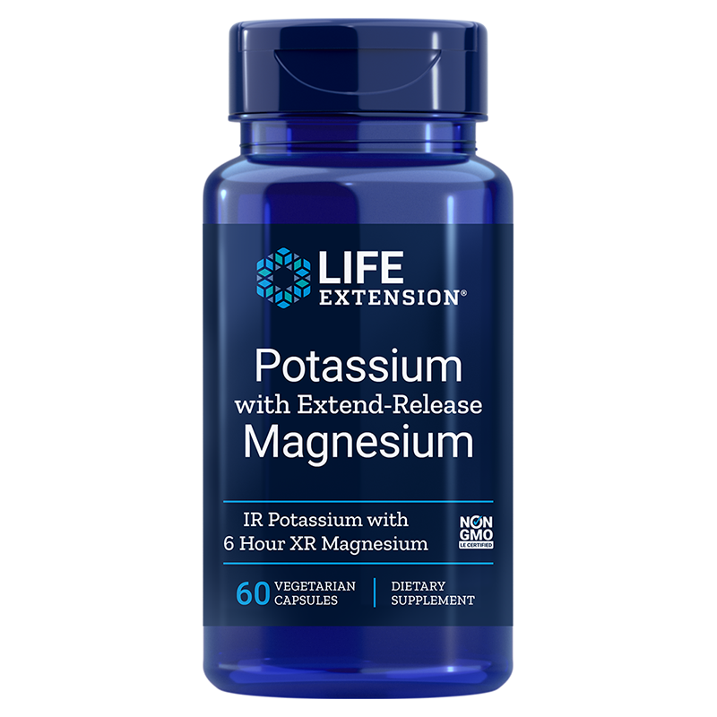 Potassium with Extend-Release Magnesium