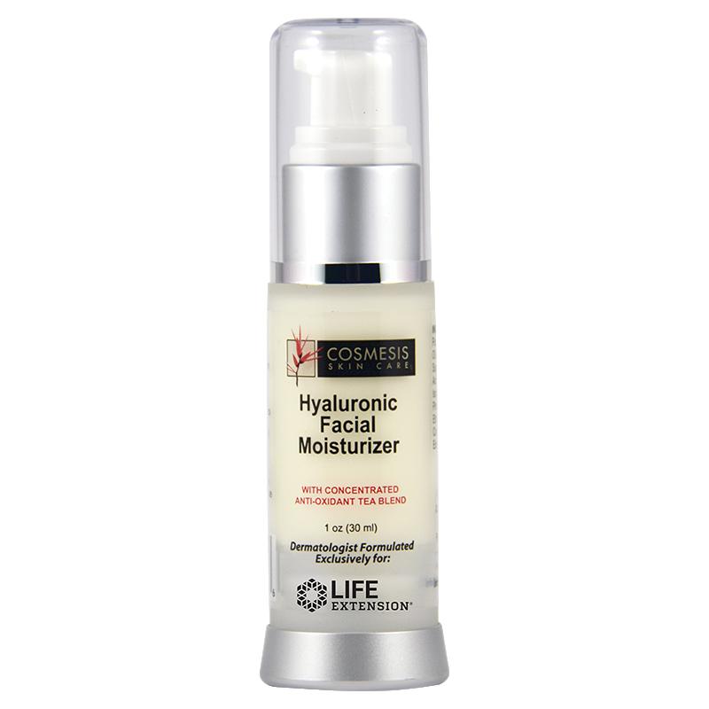Hyaluronic Oil Free Facial Moisturiser
