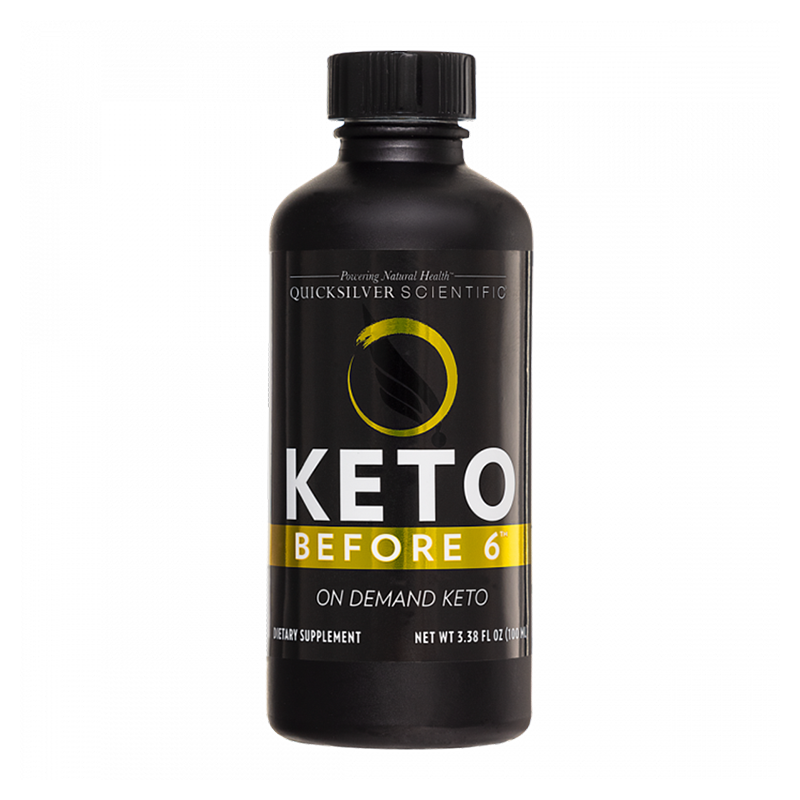 Life Extension Keto Before 6™, 100 ml liquid to help you reach a ketogenic (fat burning state) faster
