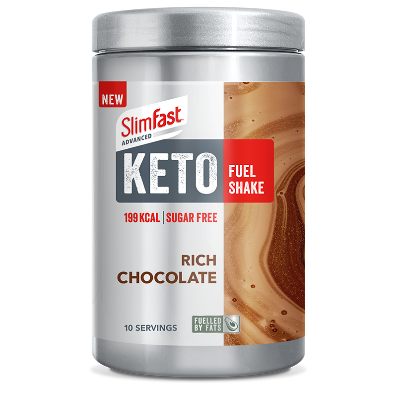SlimFast Keto Shake Rich Chocolate