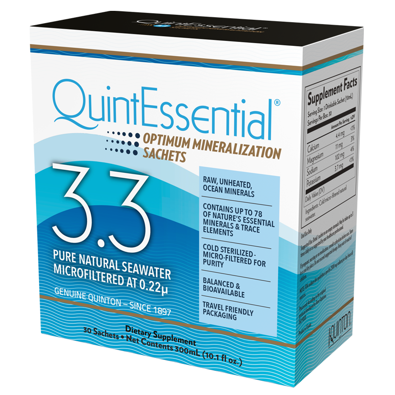 QuintEssential® Hypertonic Elixir 3.3